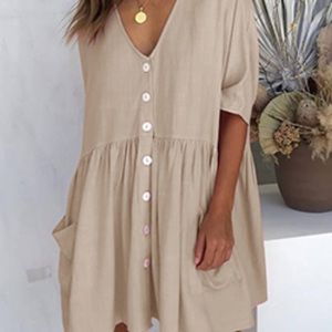 ISO swing dressy with pockets